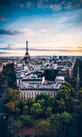 85224 baixar papel de parede Cidade, Edifícios, Paris, França, Arquitetura, Cidades - protetores de tela e imagens gratuitamente