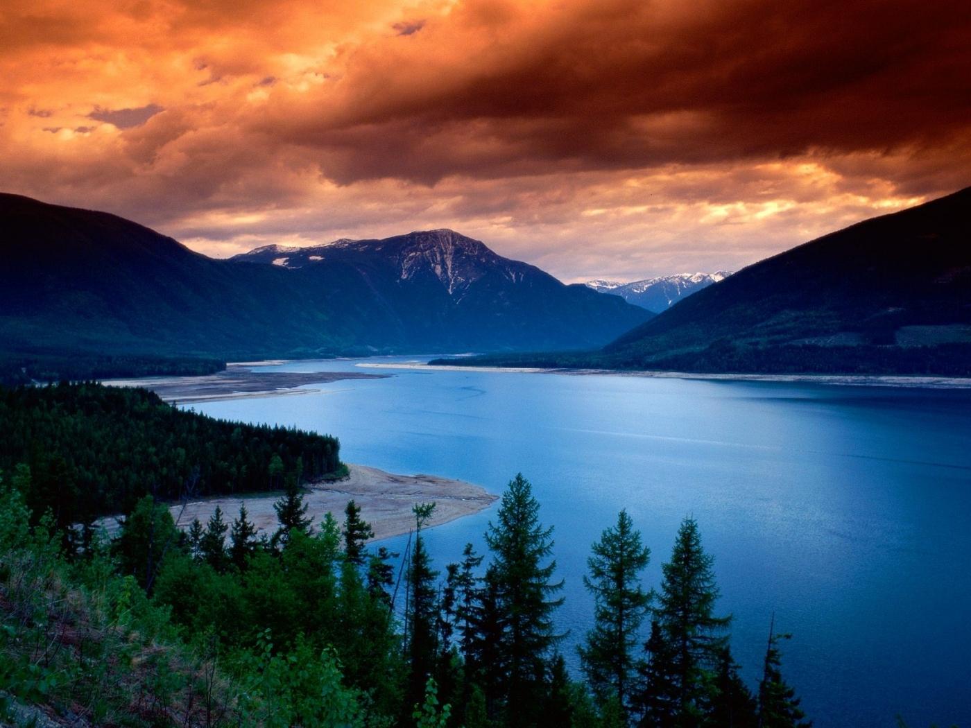 48156 télécharger le fond d'écran Paysage, Nature, Rivières, Montagnes - économiseurs d'écran et images gratuitement