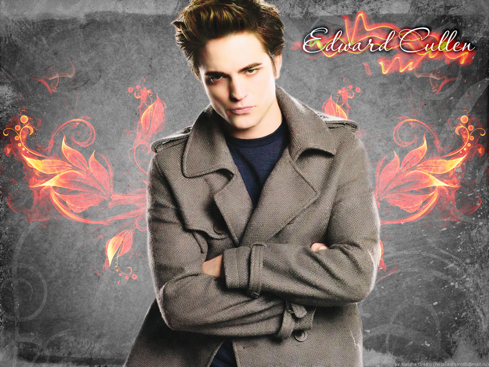 6127 download wallpaper People, Actors, Men, Twilight, Edward Cullen screensavers and pictures for free