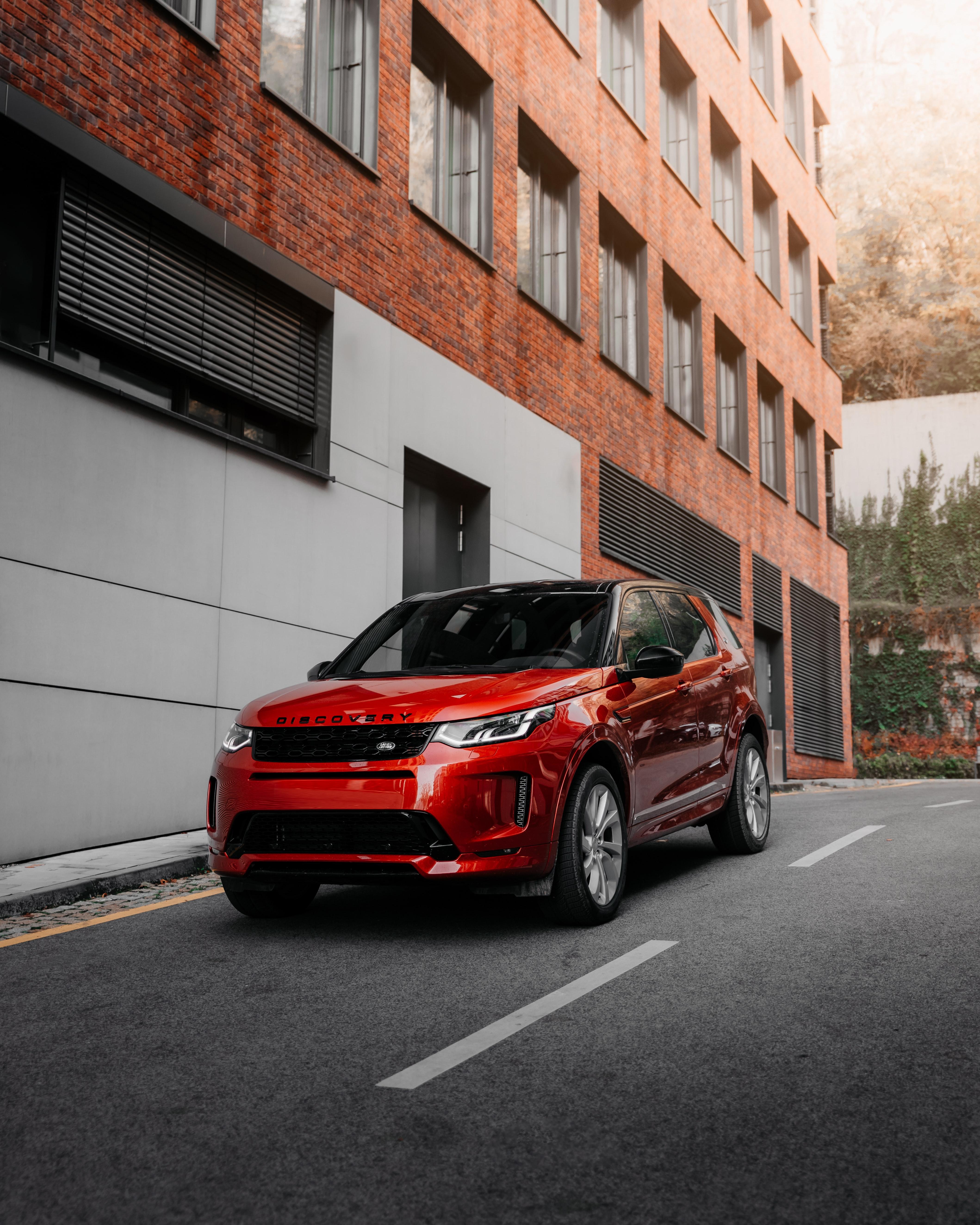 59335 завантажити шпалери Ленд Ровер, Тачки, Автомобіль, Позашляховик, Land Rover Discovery, Відкриття Land Rover - заставки і картинки безкоштовно