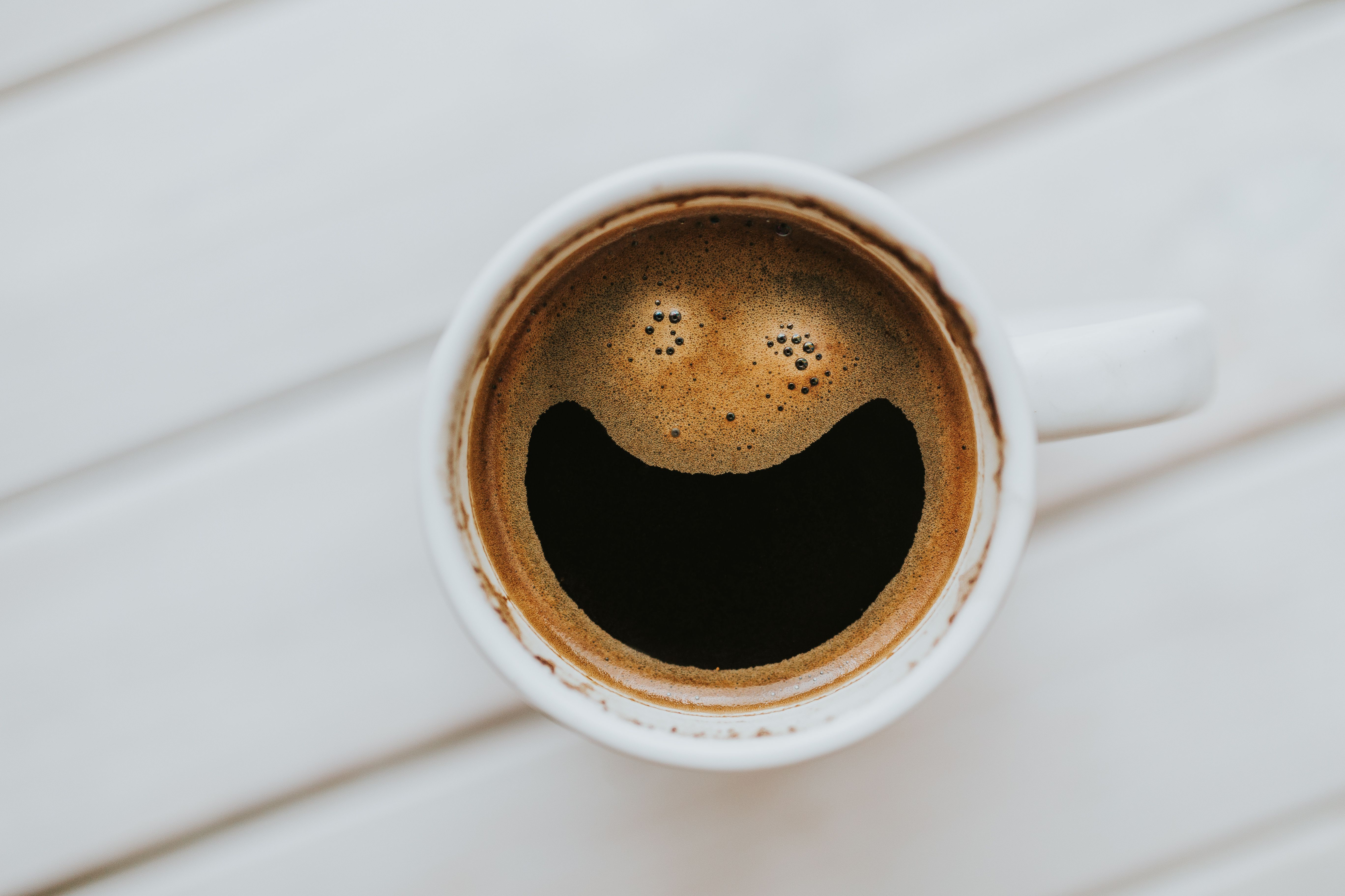 65889 Screensavers and Wallpapers Smile for phone. Download Food, Coffee, Cup, Smile, Foam, Meerschaum, Espresso pictures for free