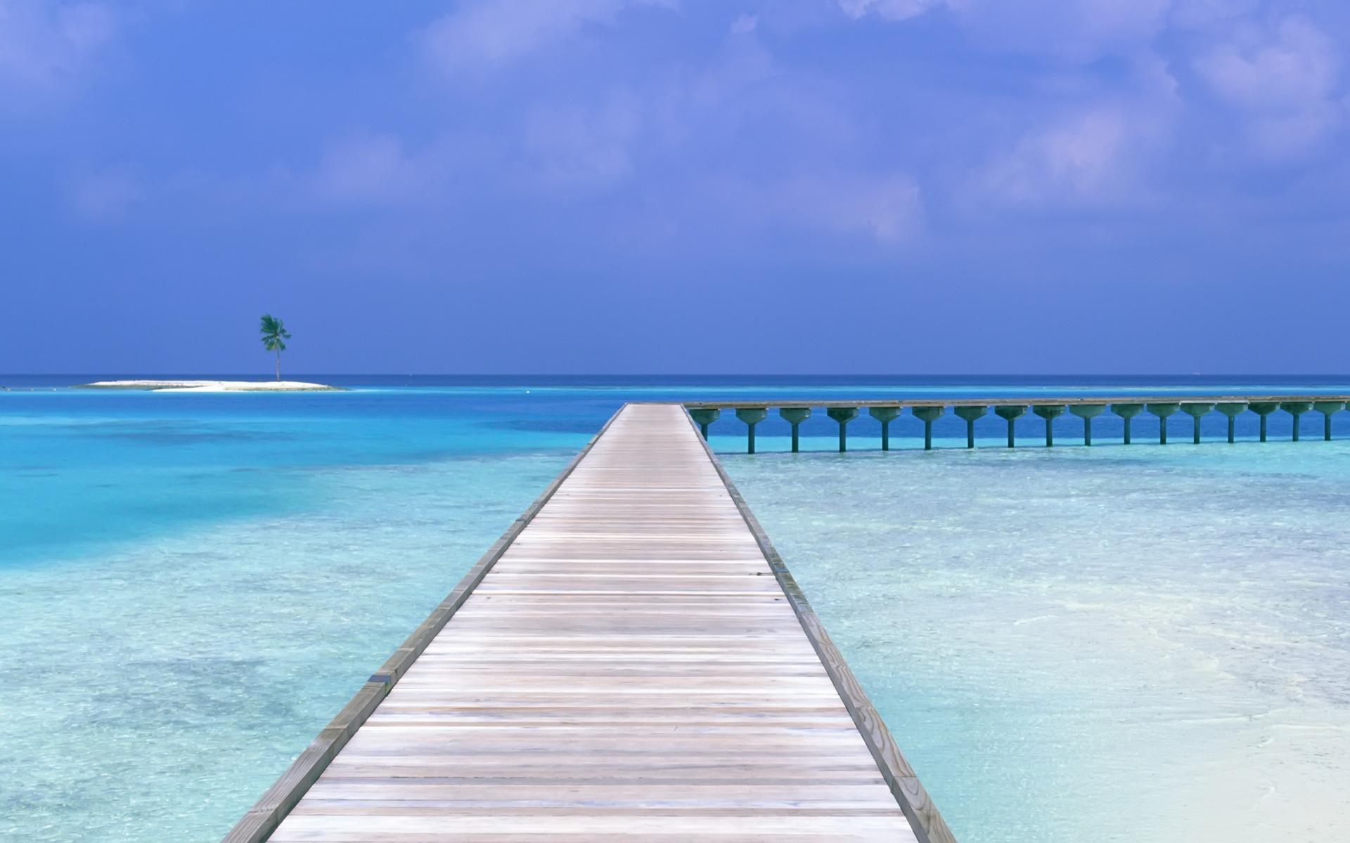 10081 скачать обои Пейзаж, Вода, Мосты, Море - заставки и картинки бесплатно