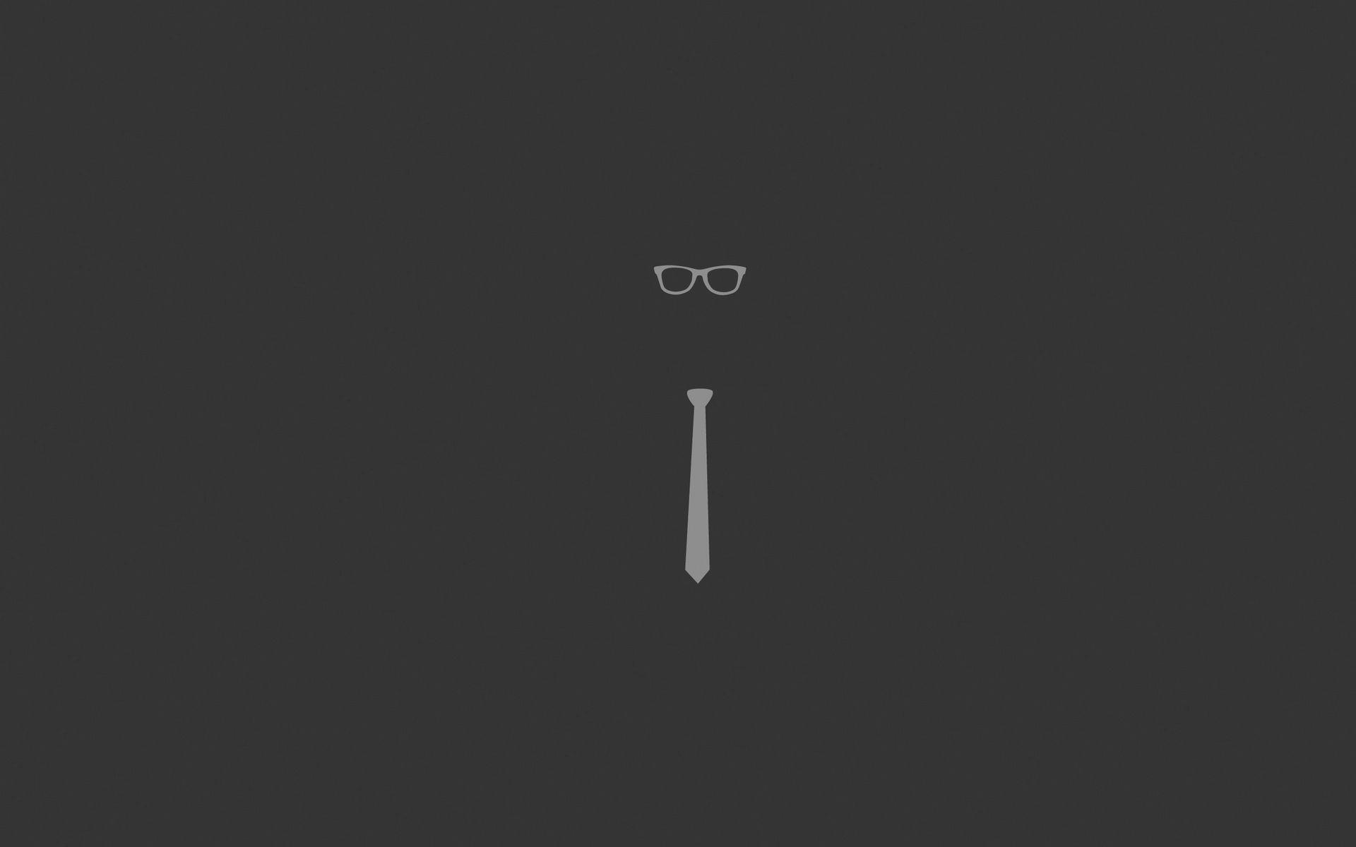 57097 papel de parede 320x480 em seu telefone gratuitamente, baixe imagens Desenho, Minimalismo, Foto, Copos, Óculos, Gravata, Amarrar 320x480 em seu celular