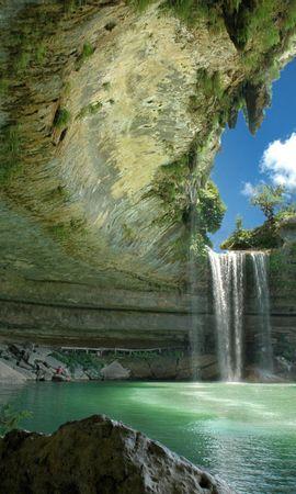 31507 скачать обои Пейзаж, Река, Водопады - заставки и картинки бесплатно