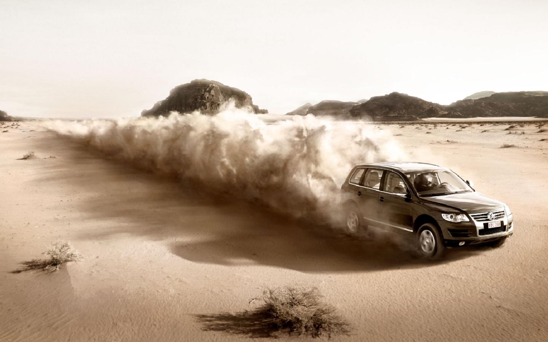 27002 скачать обои Транспорт, Машины, Фольксваген (Volkswagen), Пустыня - заставки и картинки бесплатно