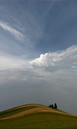 118 скачать обои Пейзаж, Небо, Артфото - заставки и картинки бесплатно
