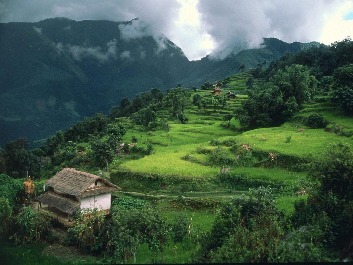 48262 télécharger le fond d'écran Paysage, Nature, Montagnes - économiseurs d'écran et images gratuitement