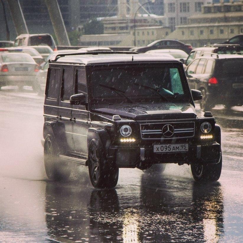 21767 скачать обои Мерседес (Mercedes), Транспорт, Машины, Дороги, Дождь - заставки и картинки бесплатно