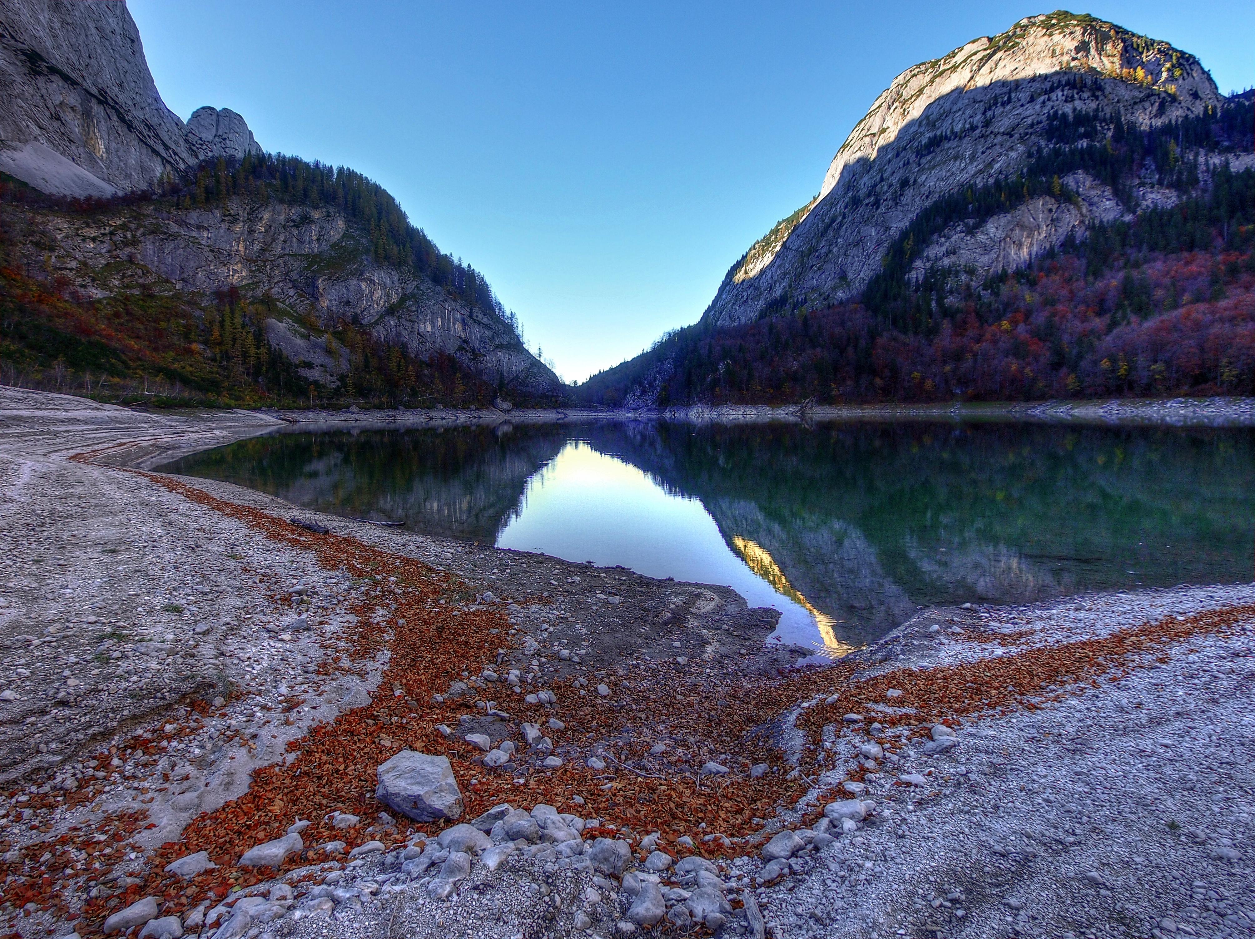 116229 descargar fondo de pantalla Naturaleza, Lago, Reflexión, Montañas, Paisaje: protectores de pantalla e imágenes gratis