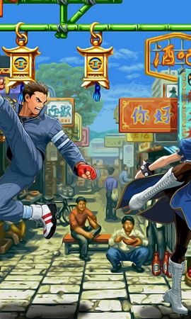 24350 download wallpaper Games, Anime, Street Fighter screensavers and pictures for free