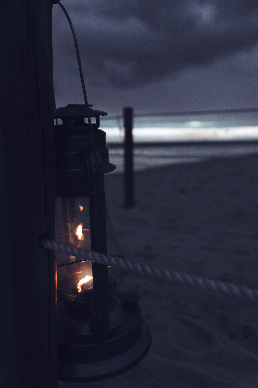 90625 download wallpaper Dark, Lamp, Lantern, Night, Dusk, Twilight, Shine, Light screensavers and pictures for free
