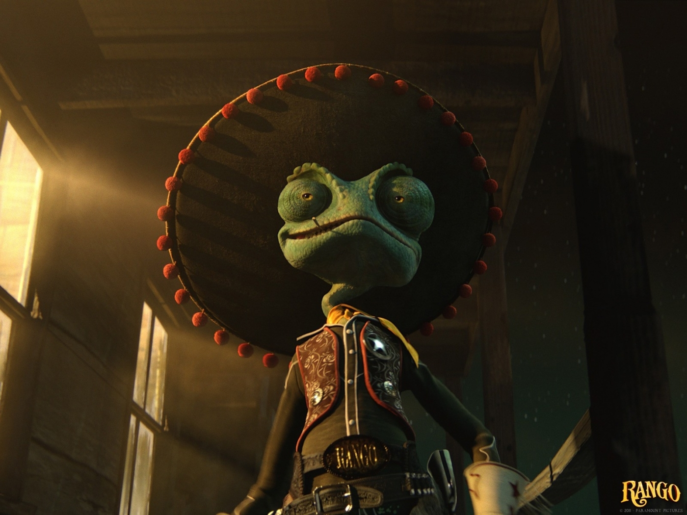 26275 download wallpaper Rango, Cartoon screensavers and pictures for free