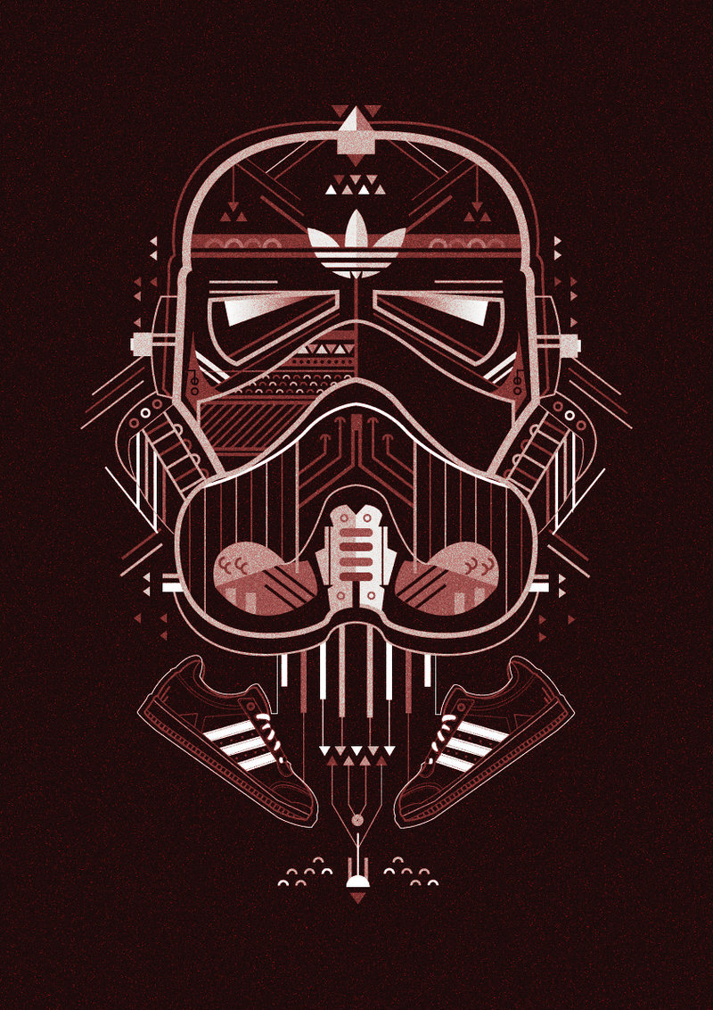 18330 download wallpaper Background, Logos, Star Wars, Adidas screensavers and pictures for free