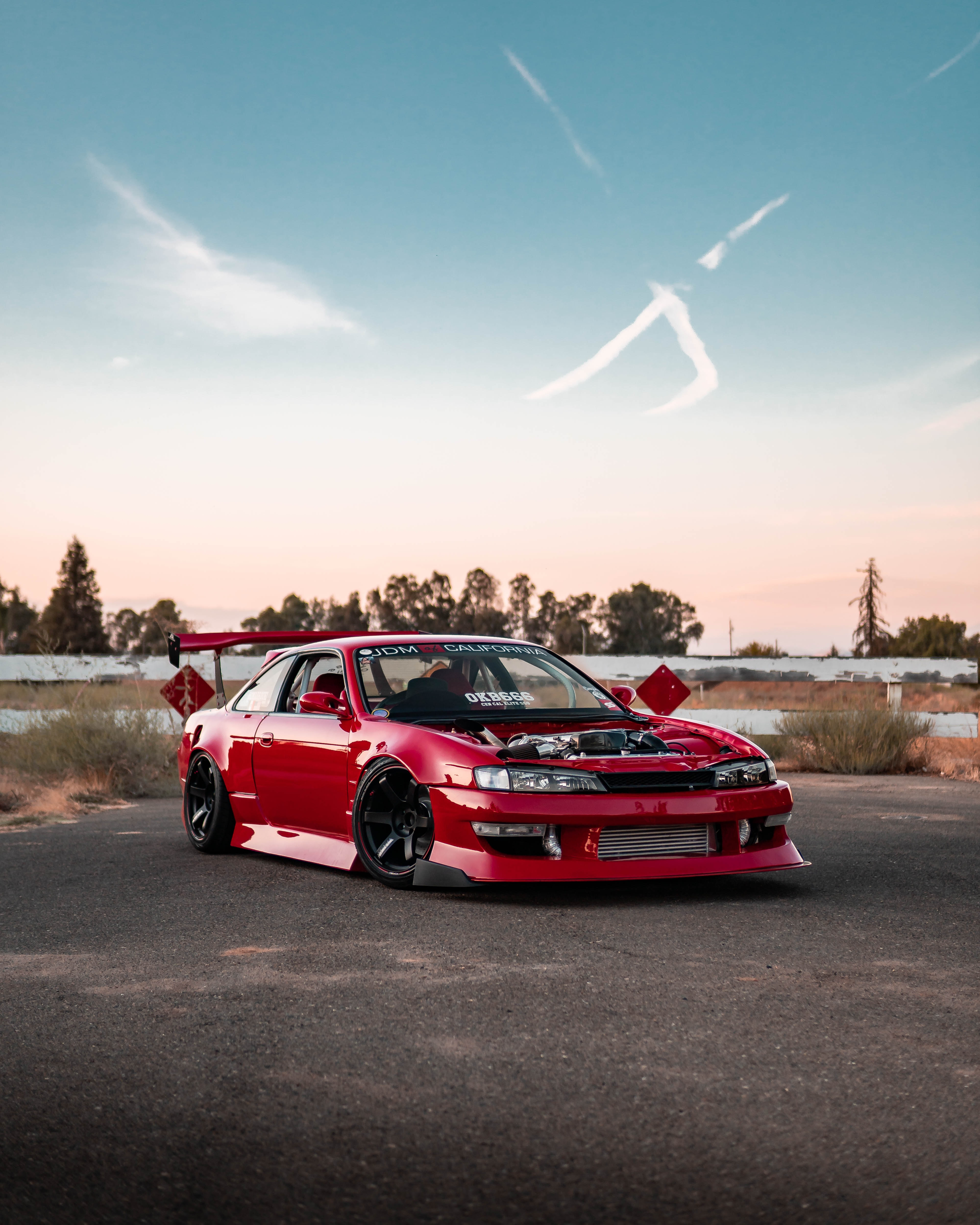 55837 download wallpaper Cars, Car, Machine, Sports Car, Sports, Tuning, Side View screensavers and pictures for free