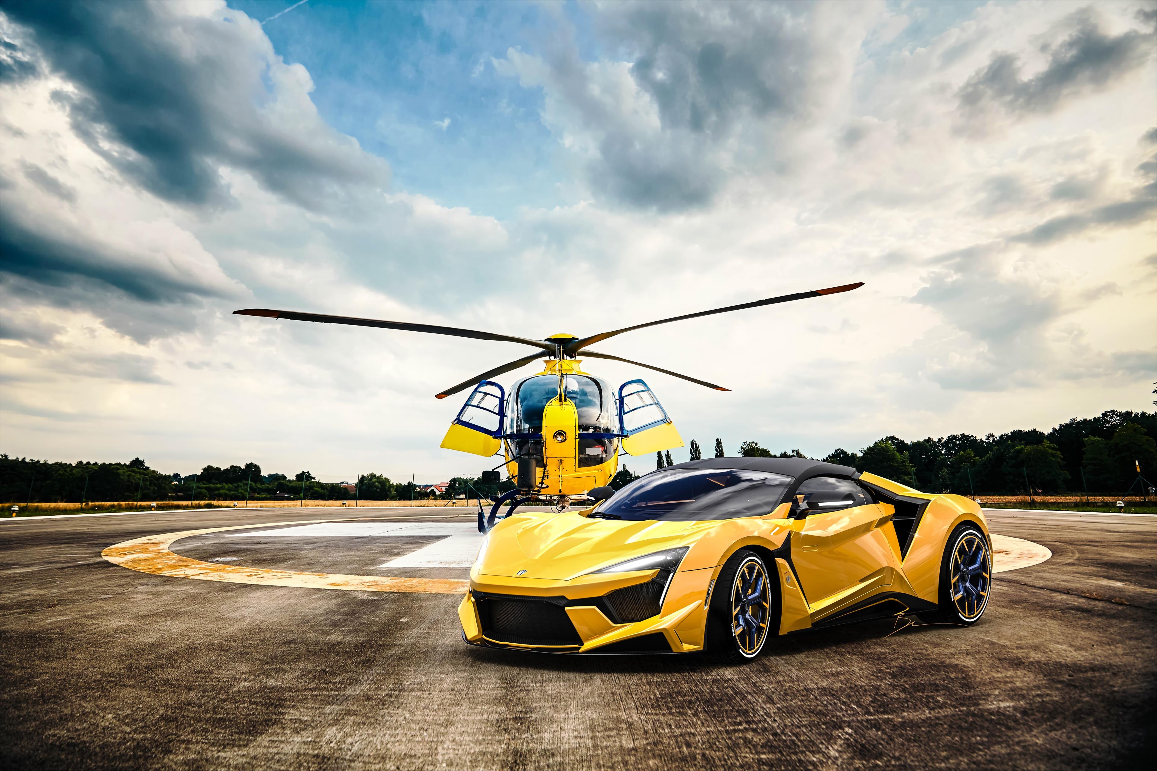 140103 Hintergrundbild herunterladen Sport, Auto, Hubschrauber, Cars, Maschine, Sportwagen - Bildschirmschoner und Bilder kostenlos