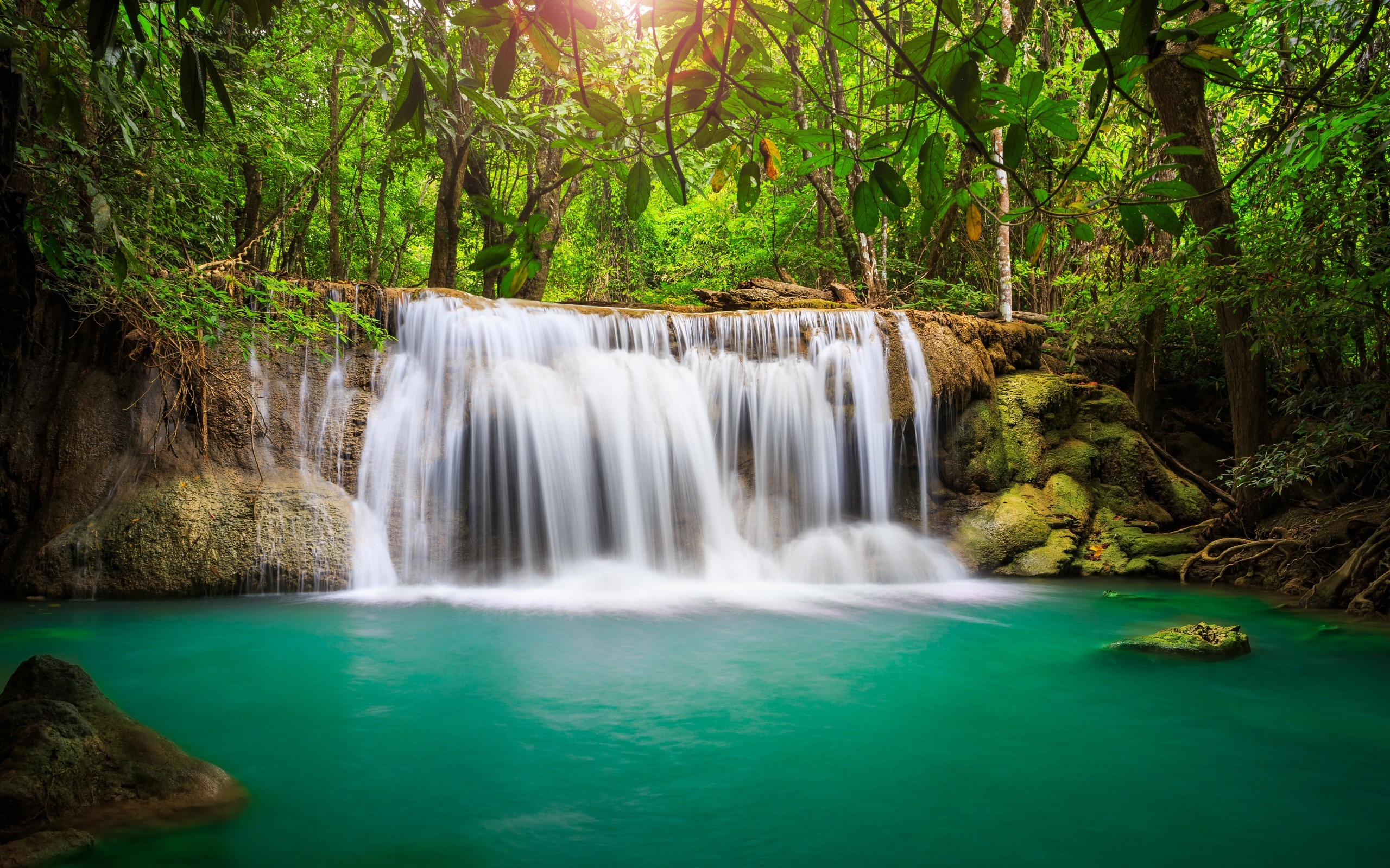 49711 скачать обои Водопады, Пейзаж, Природа - заставки и картинки бесплатно