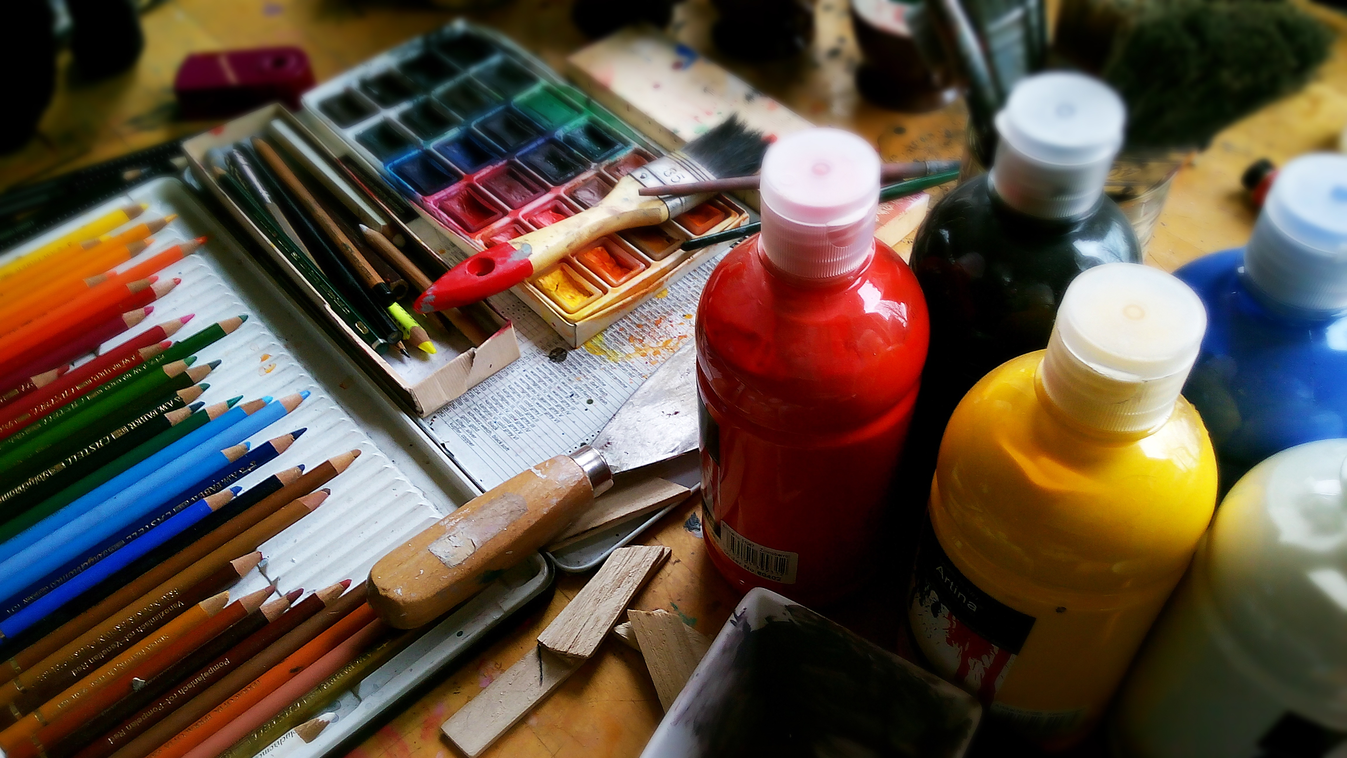 129186 Hintergrundbild 128x160 kostenlos auf deinem Handy, lade Bilder Verschiedenes, Sonstige, Farben, Die Stifte, Bleistifte, Malerei 128x160 auf dein Handy herunter