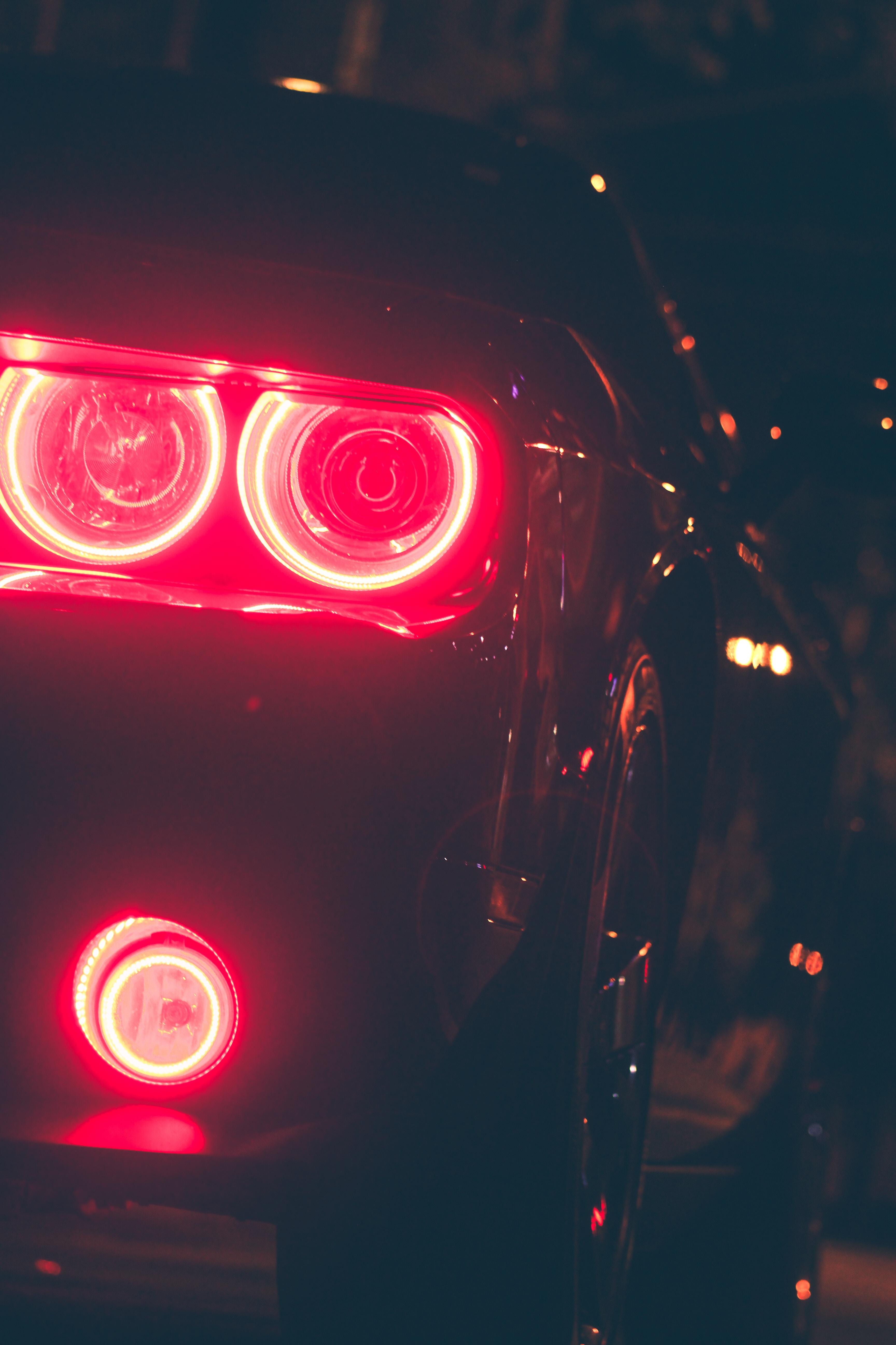 96155 скачать обои Тачки (Cars), Фары, Машины, Темный - заставки и картинки бесплатно