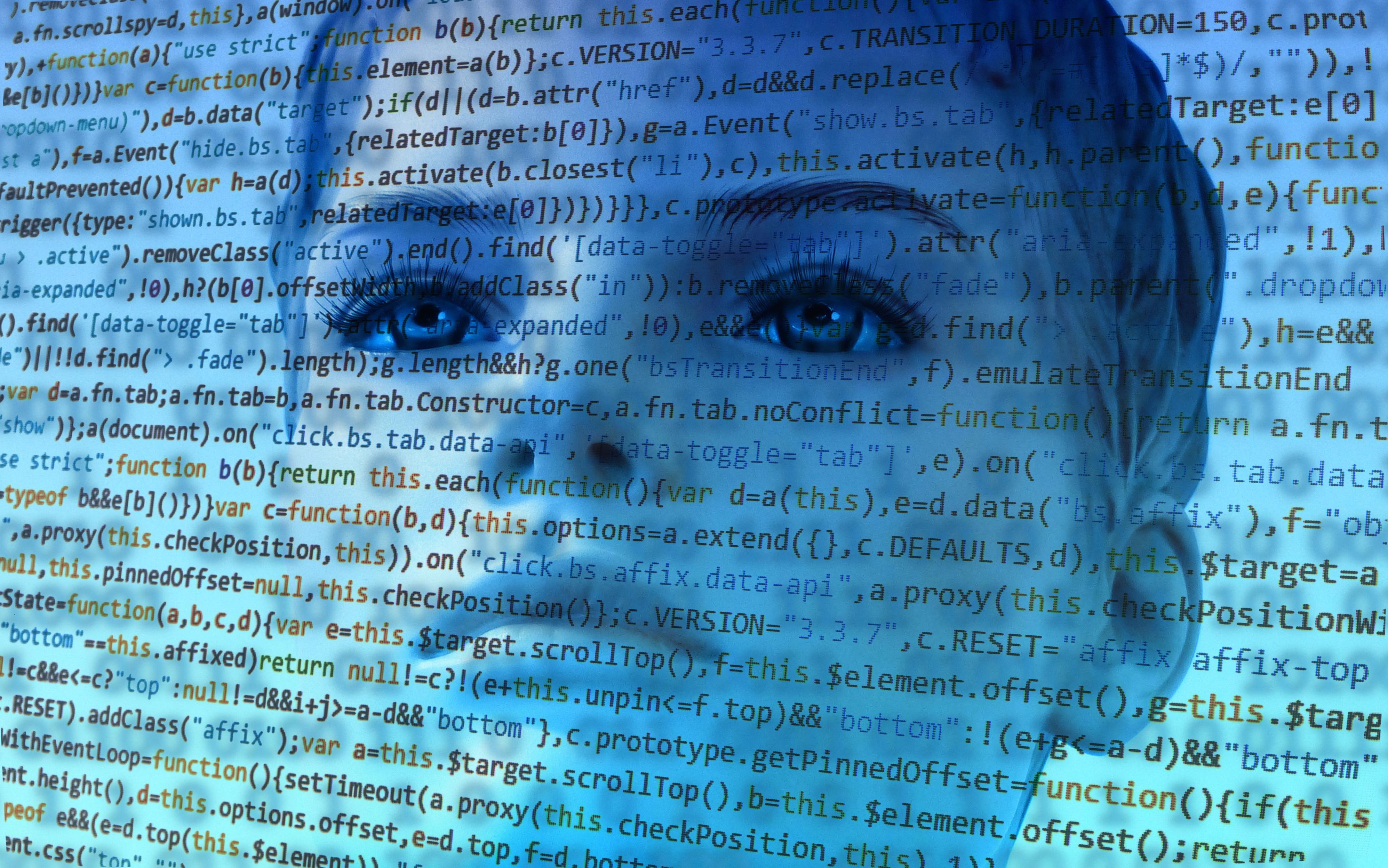 109263 Hintergrundbild herunterladen Der Code, Code, Programmierung, Verschiedenes, Sonstige, Roboter, Künstliche Intelligenz, Computercode - Bildschirmschoner und Bilder kostenlos