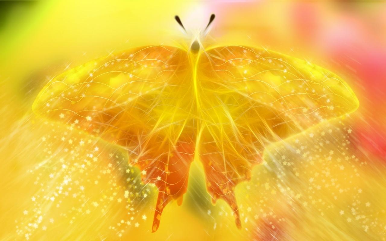 11100 скачать обои Бабочки, Насекомые, Арт - заставки и картинки бесплатно