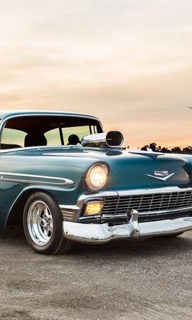 87958 économiseurs d'écran et fonds d'écran Chevrolet sur votre téléphone. Téléchargez Voitures, 1956, Chevrolet, Bel, Air, Sport, Coupé, Coupe images gratuitement