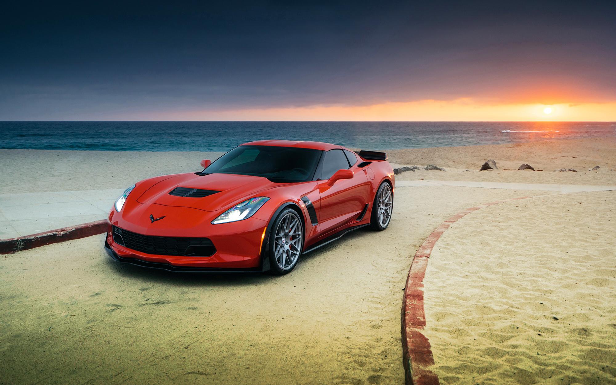 89283 скачать обои Тачки (Cars), Шевроле (Chevrolet), Corvette, Z06, Красный - заставки и картинки бесплатно