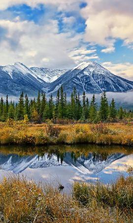 37399 télécharger le fond d'écran Paysage, Rivières, Montagnes - économiseurs d'écran et images gratuitement
