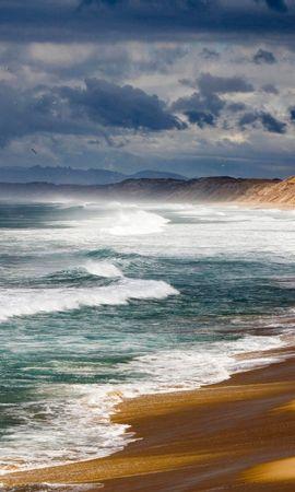 30627 скачать обои Пейзаж, Море, Пляж - заставки и картинки бесплатно