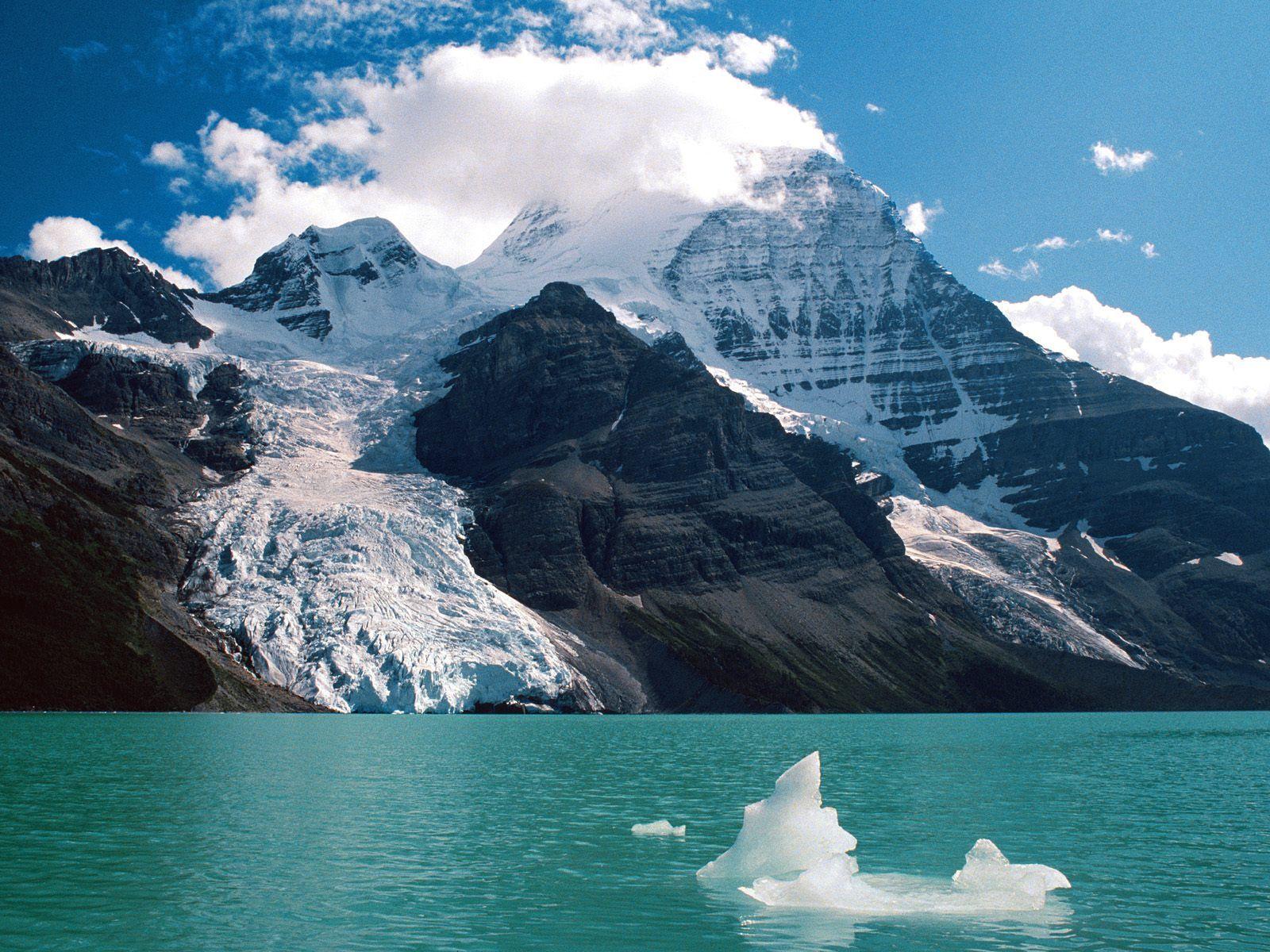 145321 скачать обои Природа, Снег, Высота, Облака, Озеро, Ледник, День, Горы - заставки и картинки бесплатно