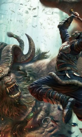 24306 download wallpaper Games, Demons screensavers and pictures for free