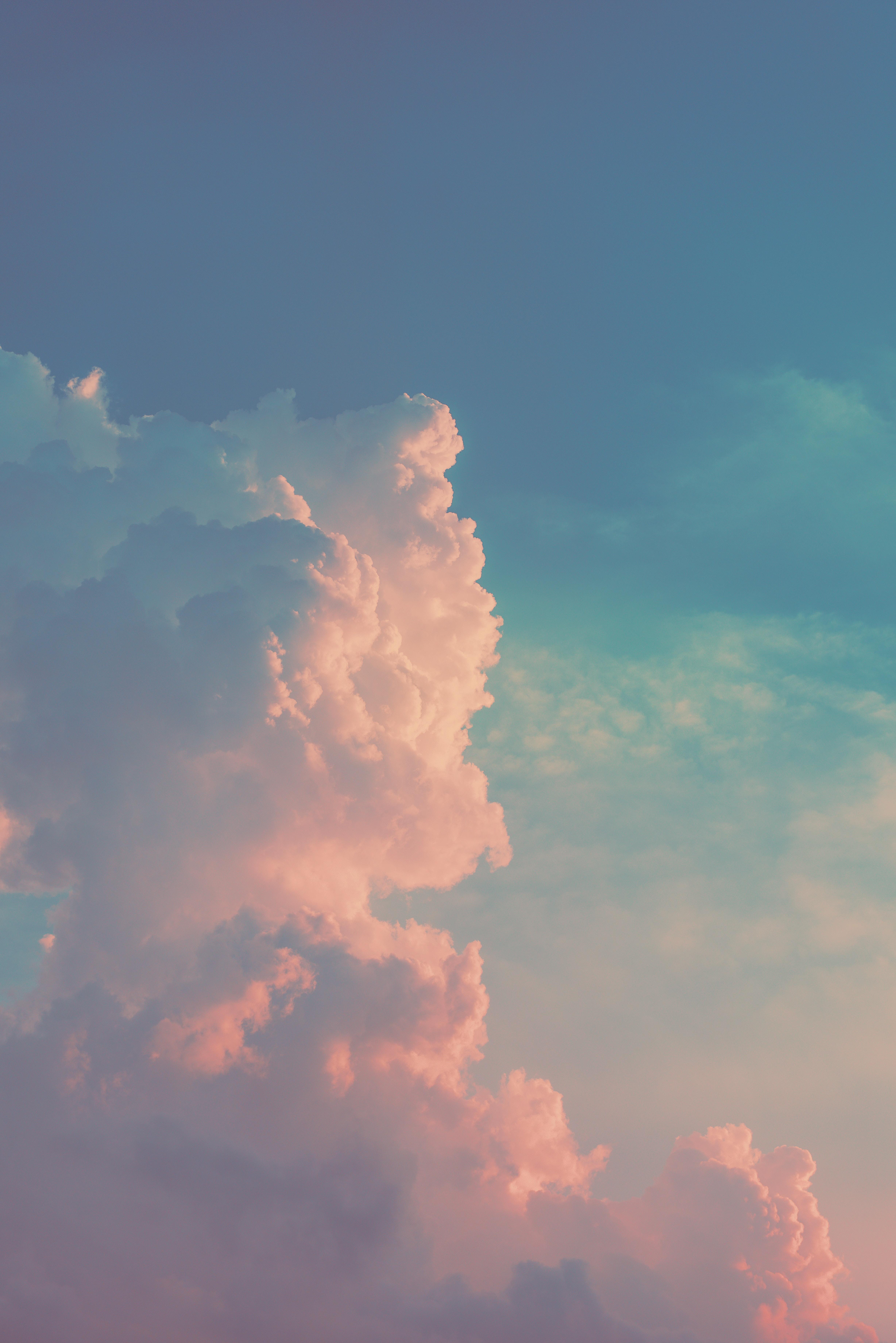 62569 скачать обои Облака, Природа, Небо, Светлый, День, Пористый - заставки и картинки бесплатно