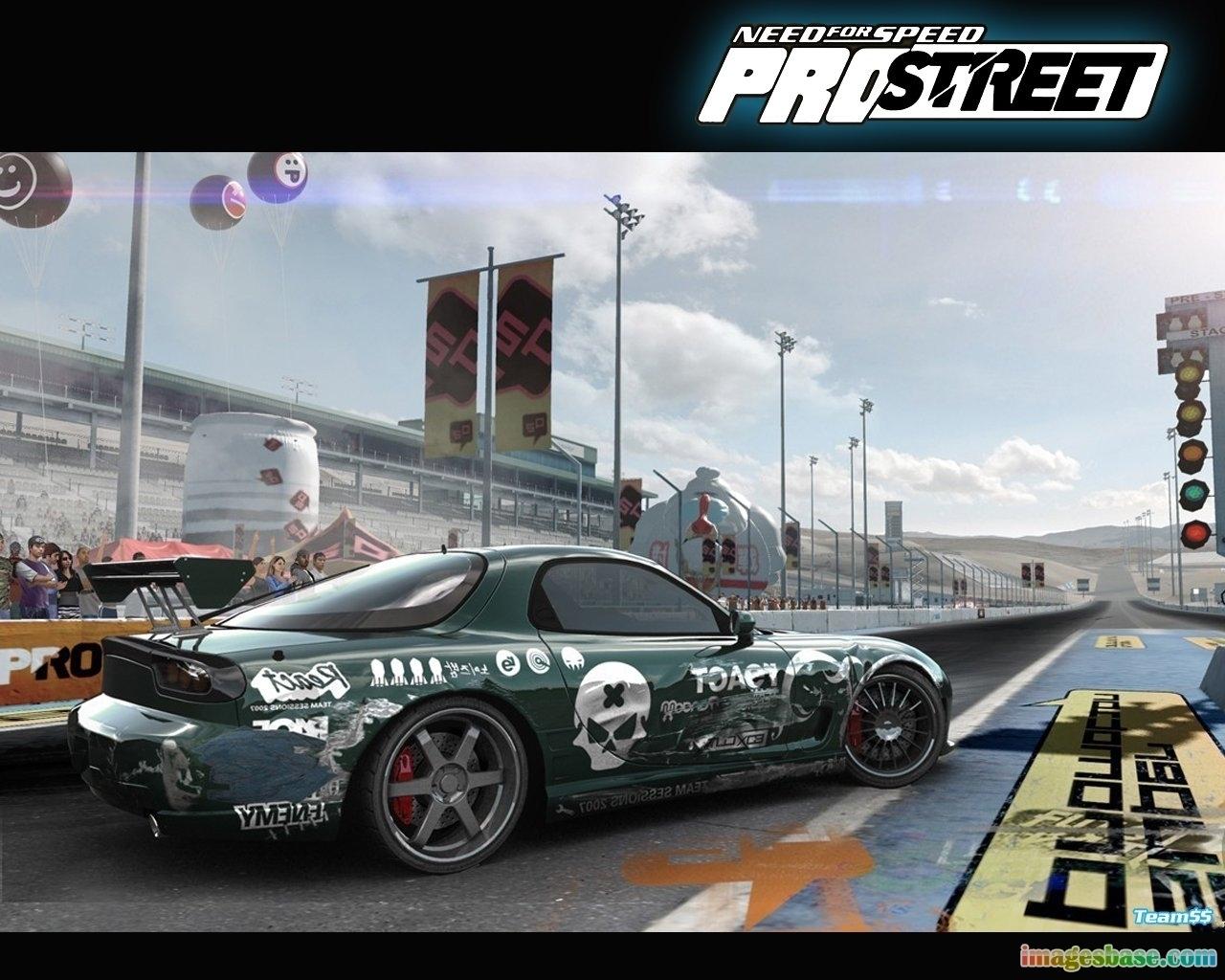 803 Hintergrundbild herunterladen Spiele, Transport, Auto, Prostreet, Need For Speed, Mazda - Bildschirmschoner und Bilder kostenlos