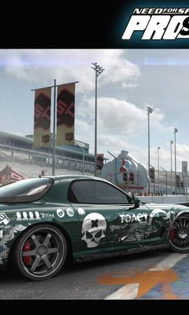 803 download wallpaper Transport, Games, Auto, Need For Speed, Prostreet, Mazda screensavers and pictures for free