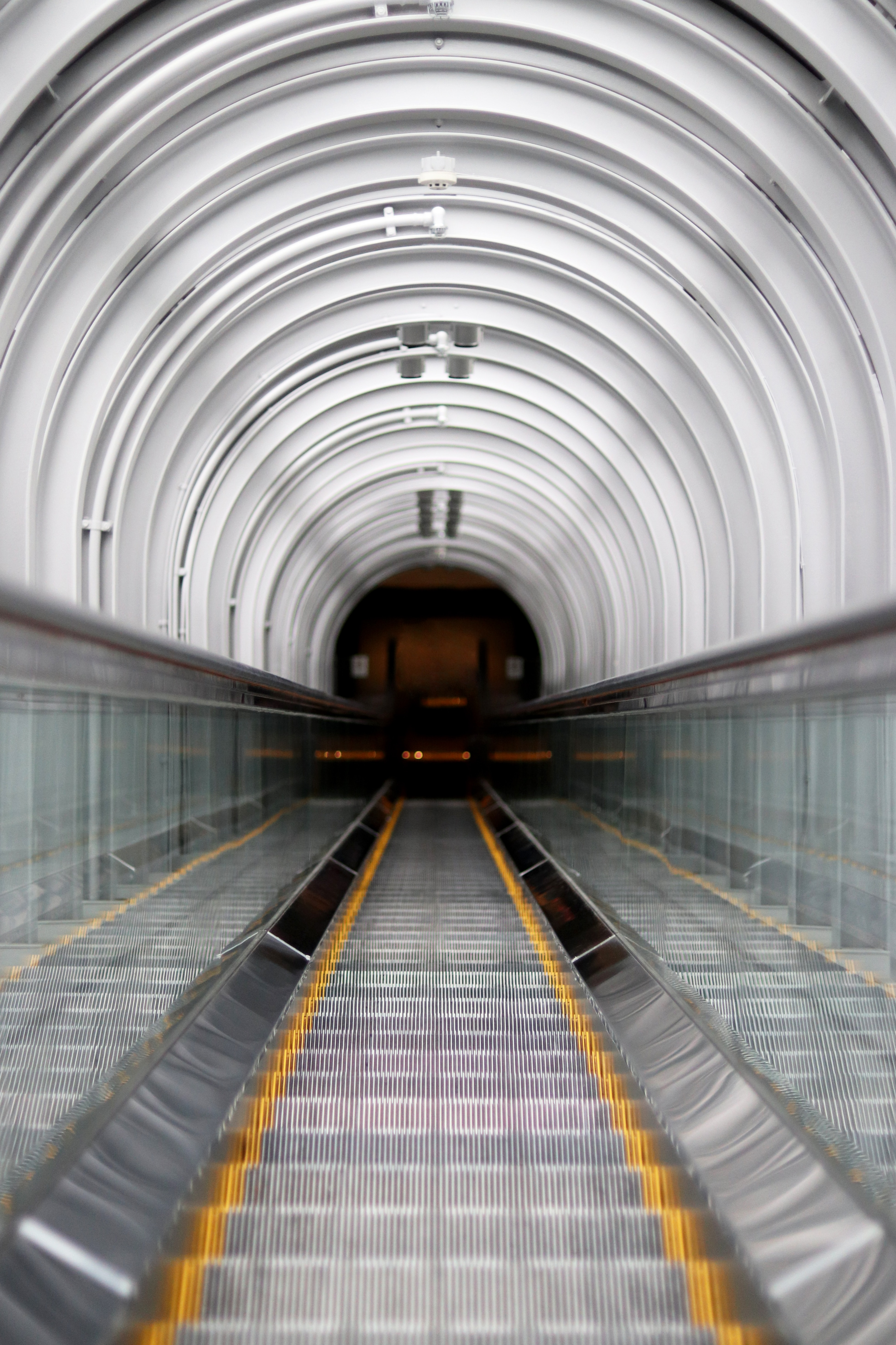 88172 Screensavers and Wallpapers Metro for phone. Download Interior, Miscellanea, Miscellaneous, Tunnel, Underground, Metro, Subway, Escalator pictures for free