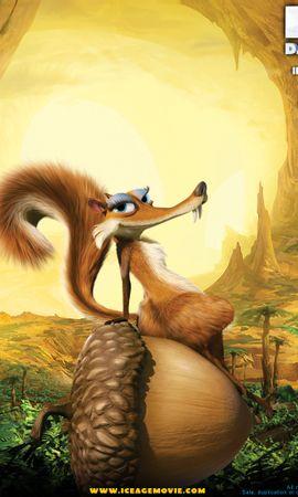 11091 скачать обои Мультфильмы, Животные, Ледниковый Период (Ice Age), Скрэтти (Scratte) - заставки и картинки бесплатно