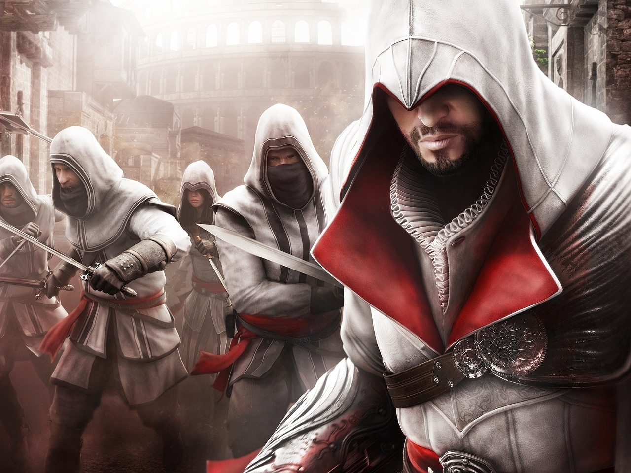 27102 download wallpaper Assassin's Creed, Games screensavers and pictures for free