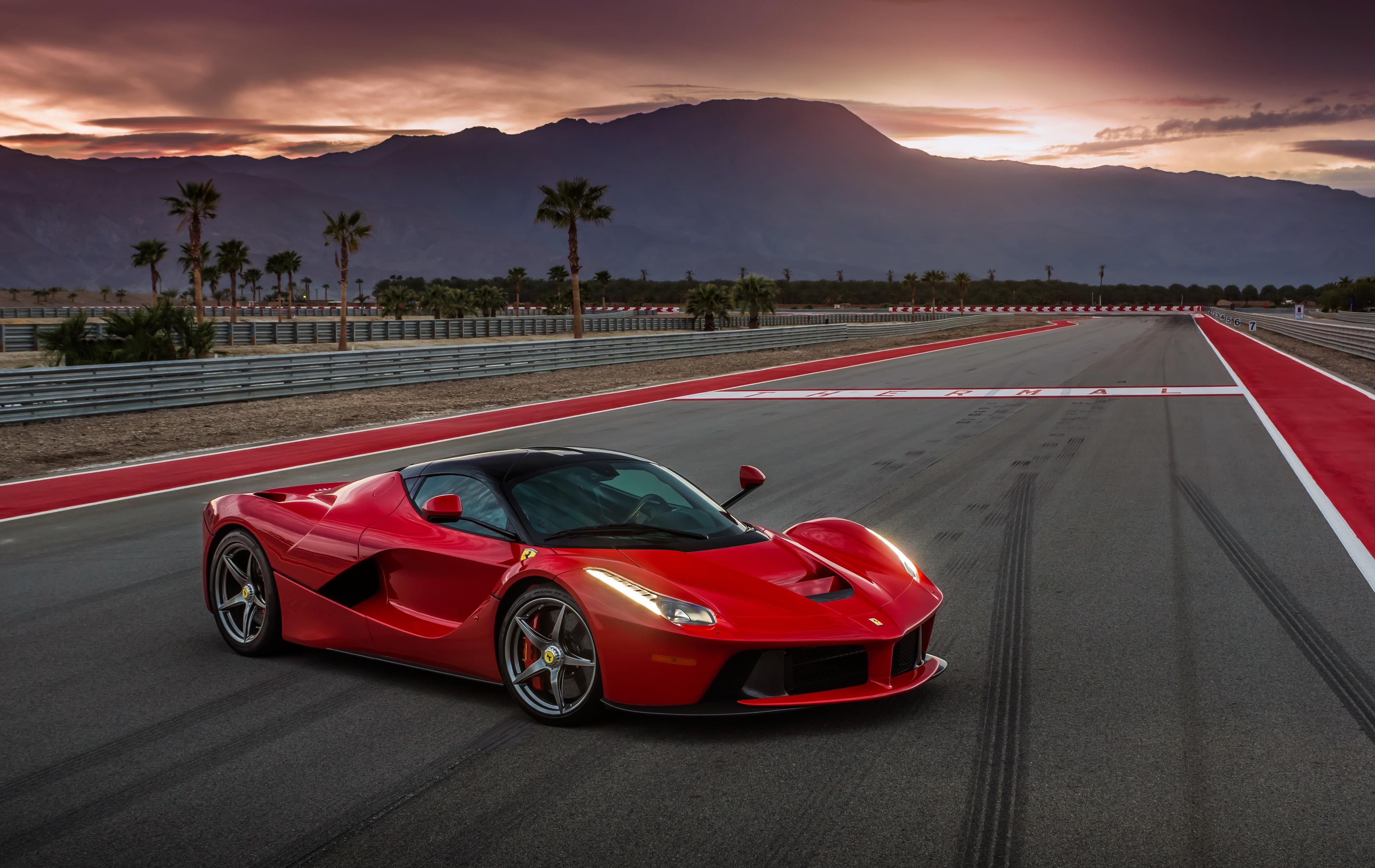 94192 papel de parede 480x800 em seu telefone gratuitamente, baixe imagens Ferrari, Carros, Vista Lateral, Laferrari 480x800 em seu celular