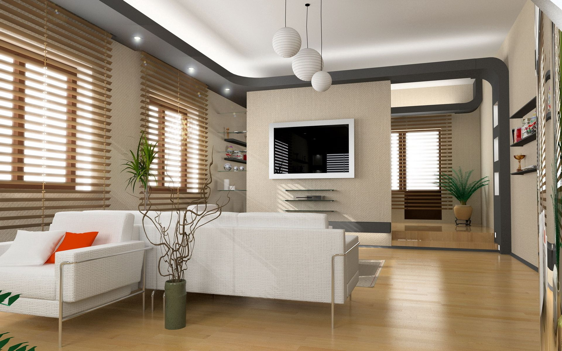 151436 Screensavers and Wallpapers Interior for phone. Download Interior, Miscellanea, Miscellaneous, House, Design, Style, Villa, Living Space, Residential Space pictures for free