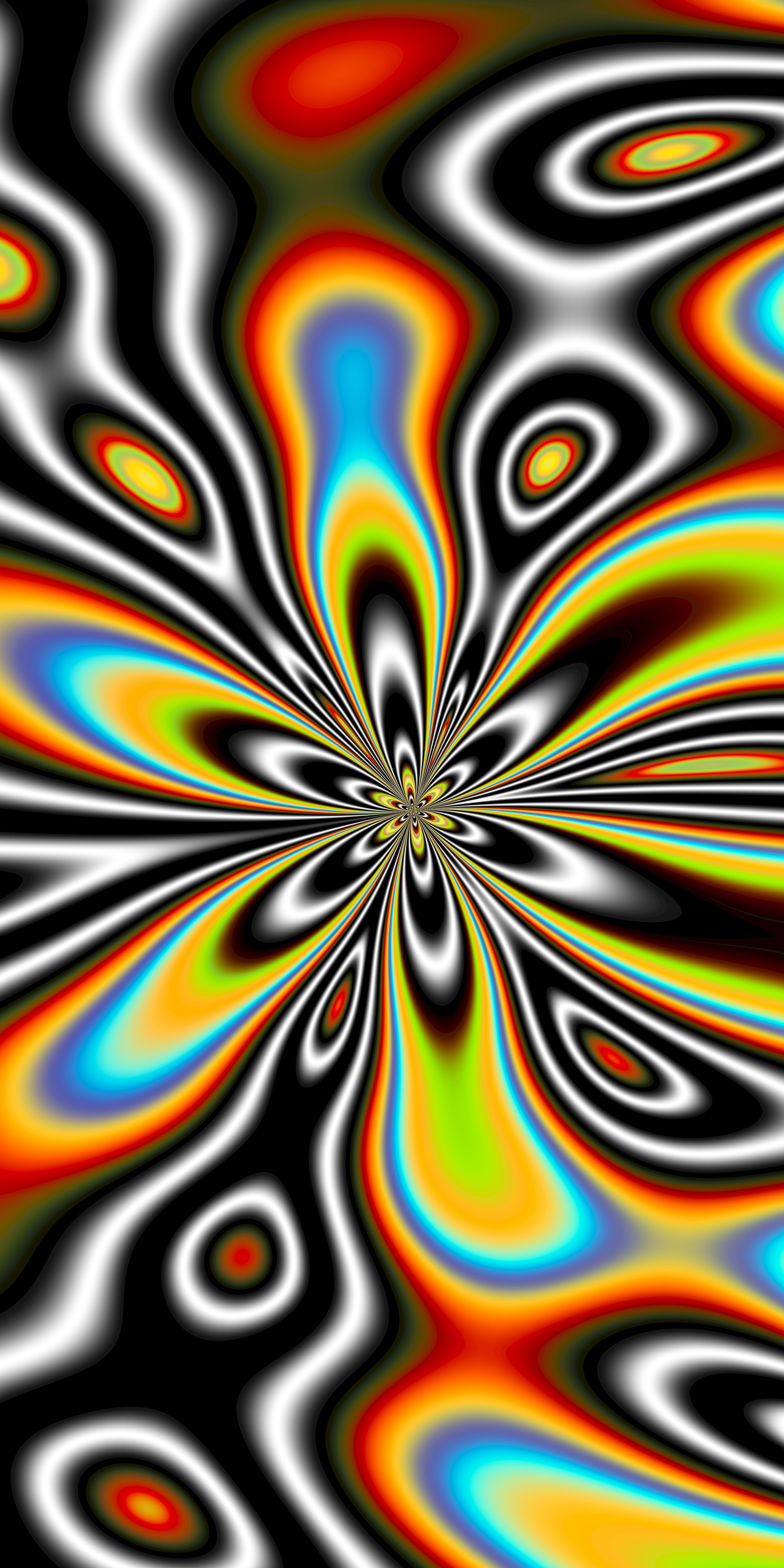 53595 download wallpaper Abstract, Pattern, Fractal, Optical Illusion, Immersion screensavers and pictures for free