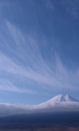 27855 скачать обои Пейзаж, Горы, Облака - заставки и картинки бесплатно