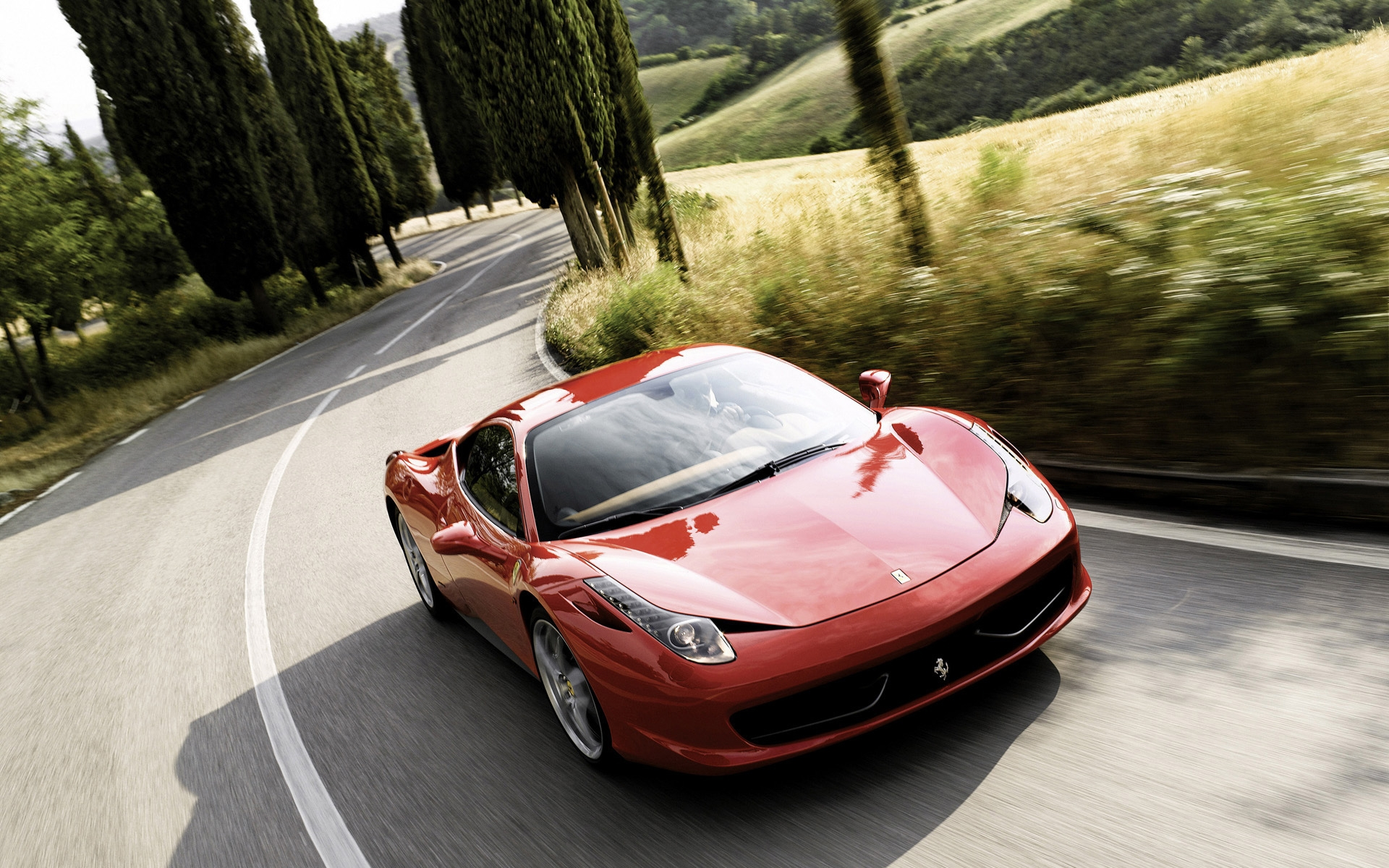 32379 download wallpaper Transport, Auto, Ferrari screensavers and pictures for free