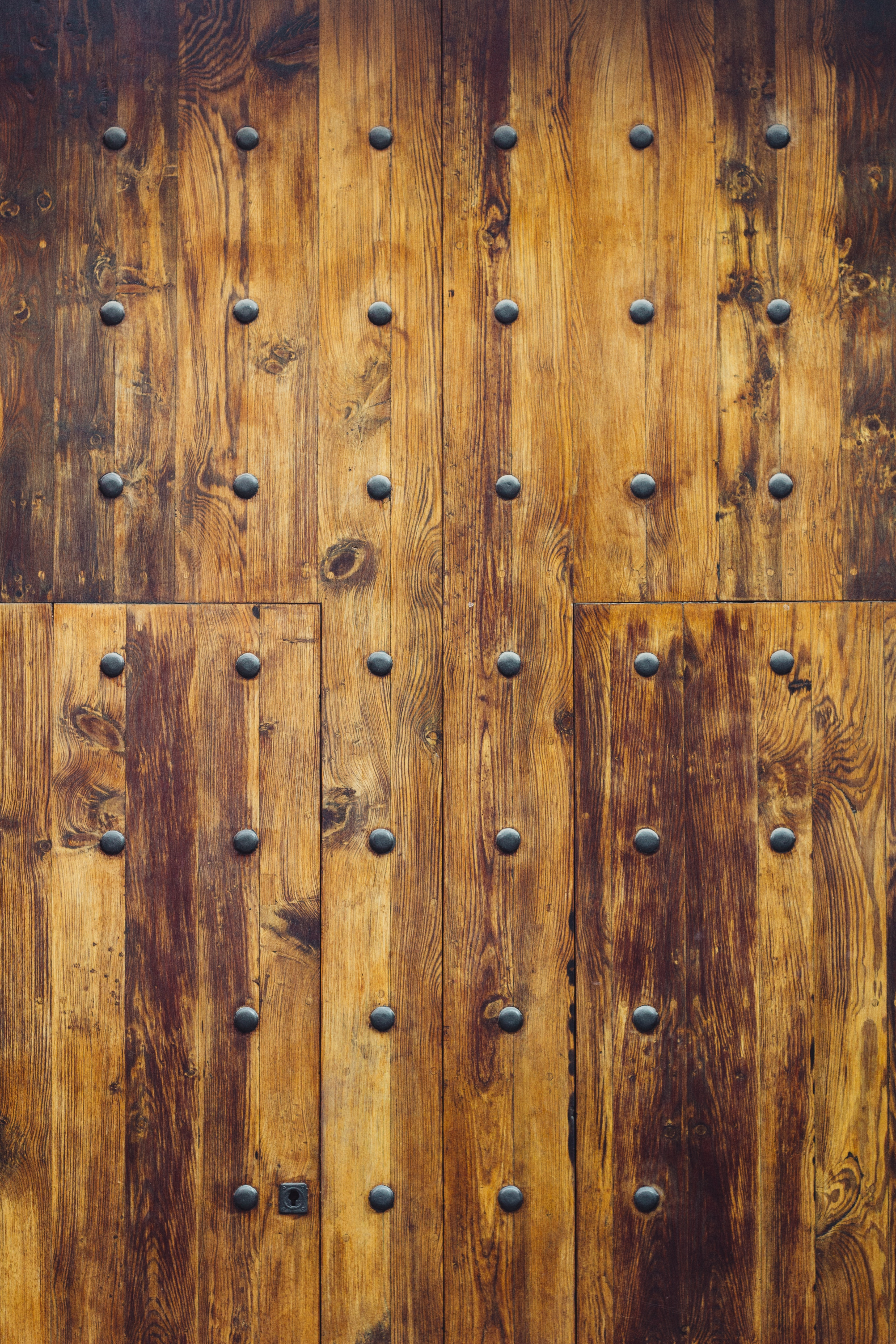122989 download wallpaper Textures, Texture, Planks, Board, Wall, Wood, Wooden, Nails, Dowel-Nails, Dubel Nails screensavers and pictures for free