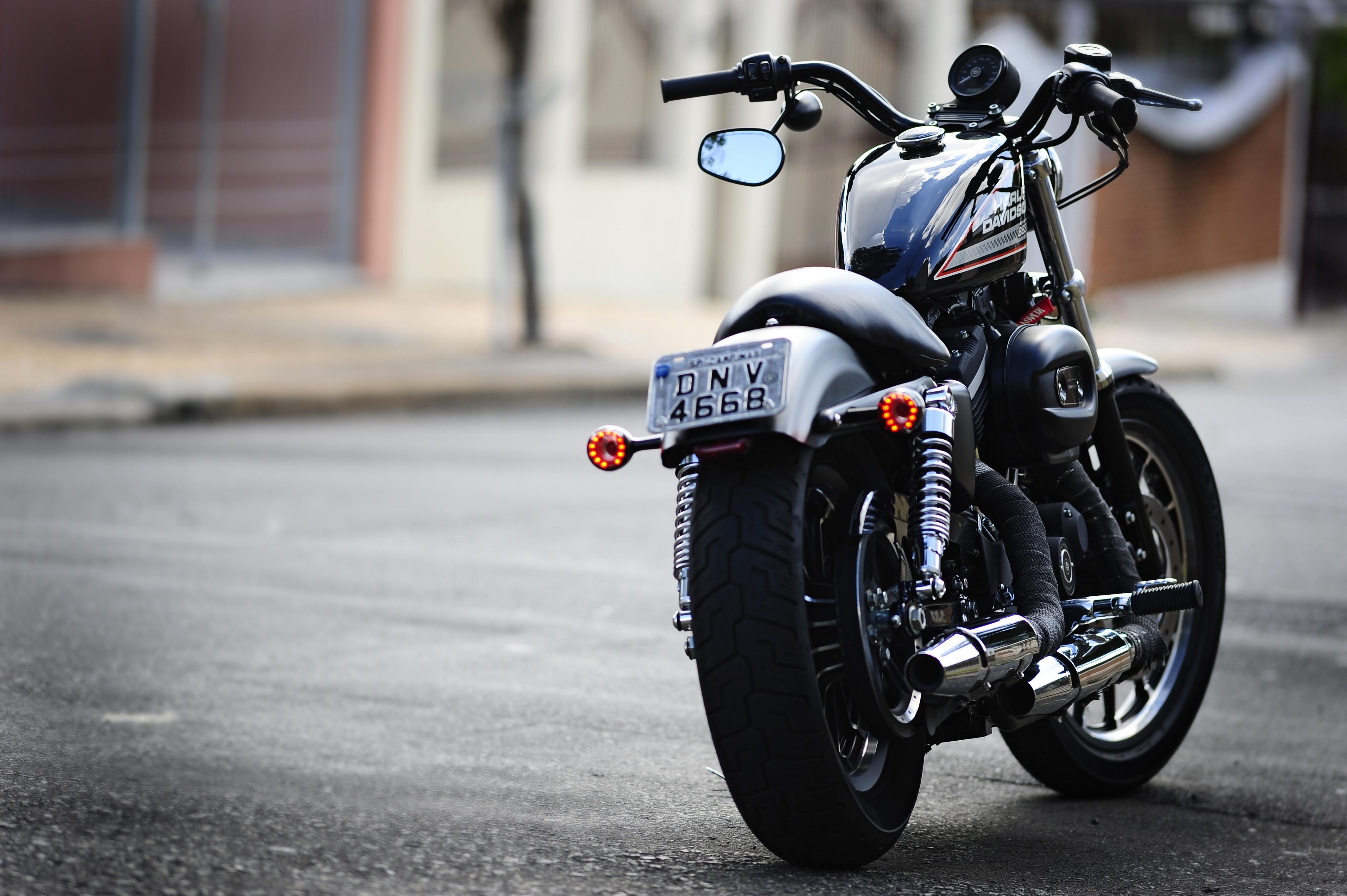 114378 скачать обои Мотоциклы, Мото, Харлей, Harley Davidson 883 - заставки и картинки бесплатно