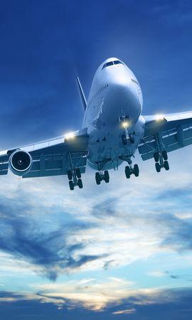 21007 descargar fondo de pantalla Transporte, Aviones: protectores de pantalla e imágenes gratis