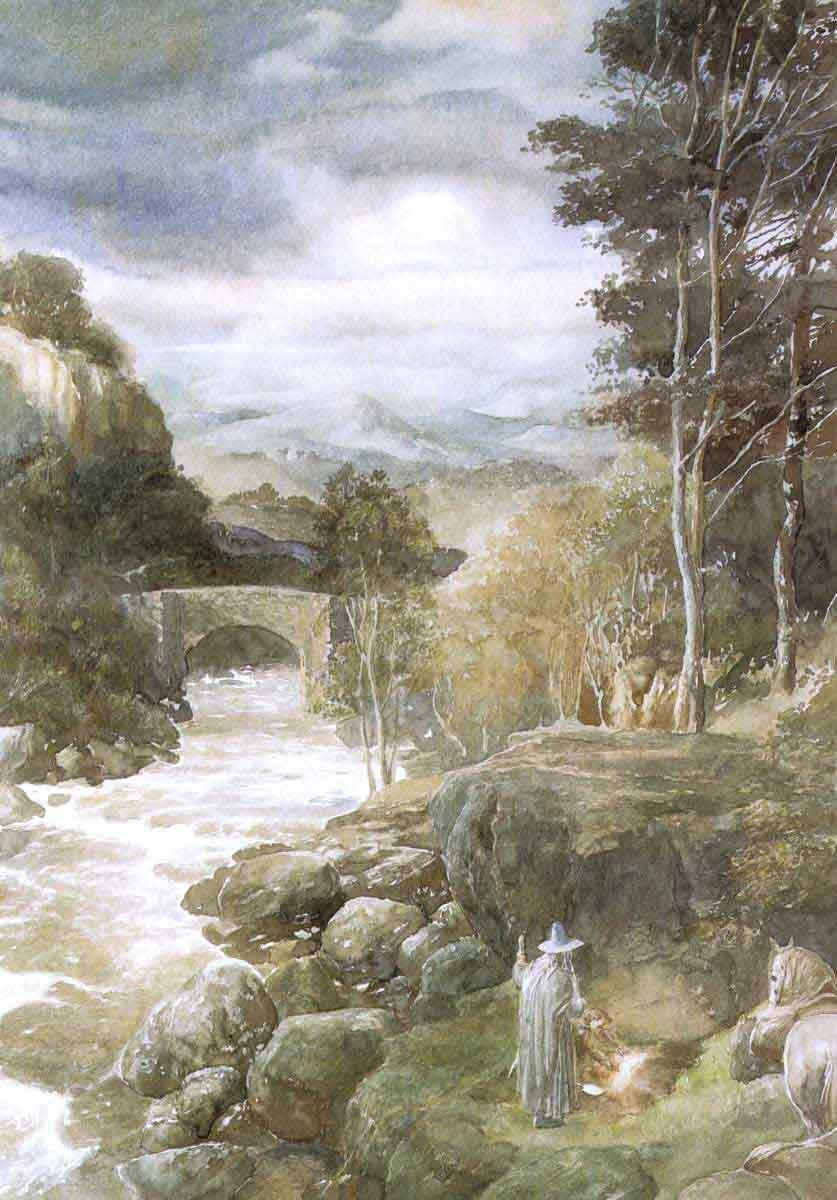 20771 скачать обои Фэнтези, Рисунки, Властелин Колец (The Lord Of The Rings) - заставки и картинки бесплатно
