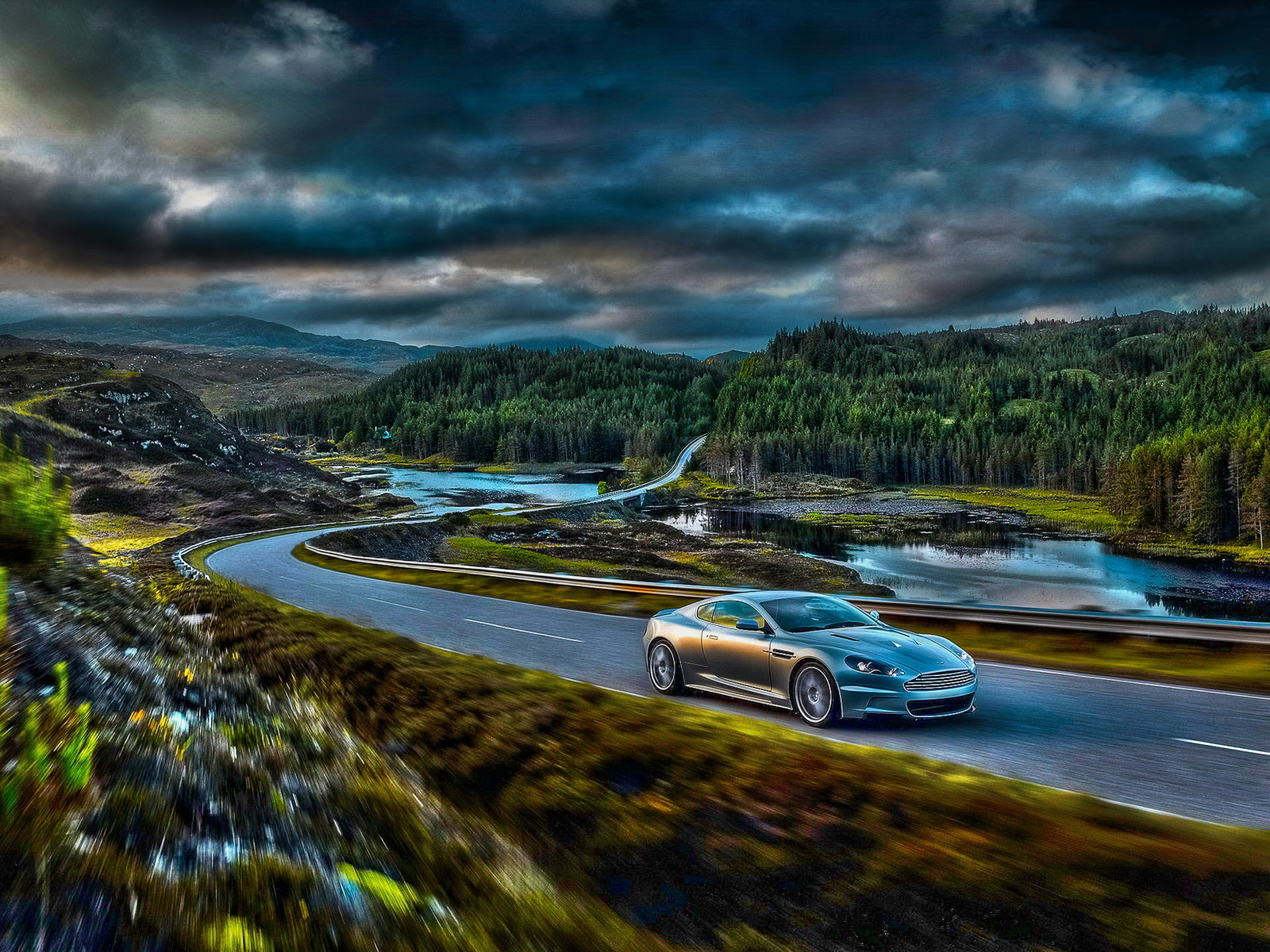 11374 скачать обои Транспорт, Машины, Дороги, Астон Мартин (Aston Martin) - заставки и картинки бесплатно