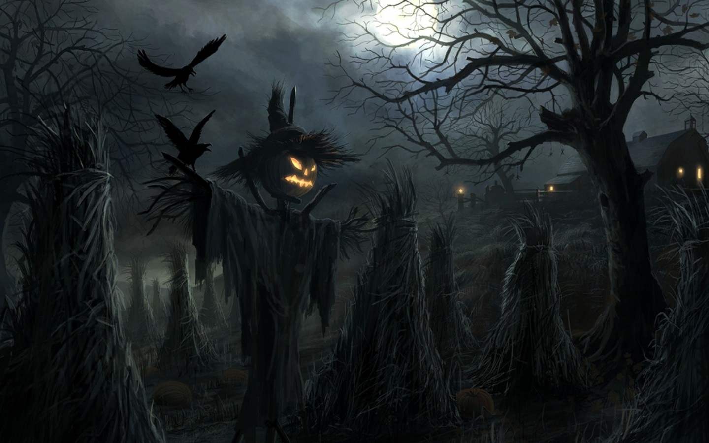 31340 download wallpaper Holidays, Halloween, Pictures screensavers and pictures for free