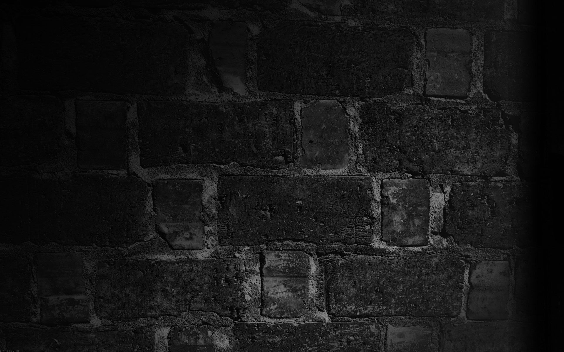 142984 download wallpaper Texture, Textures, Shadow, Wall, Bw, Chb, Bricks screensavers and pictures for free