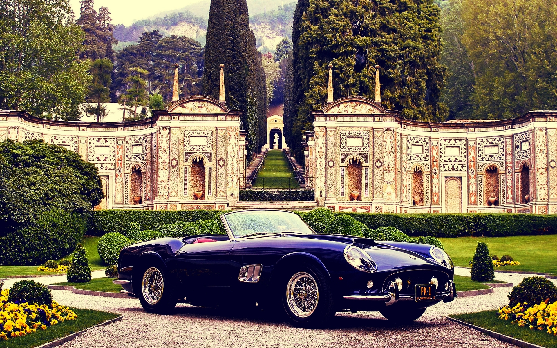 27026 download wallpaper Transport, Auto, Ferrari screensavers and pictures for free