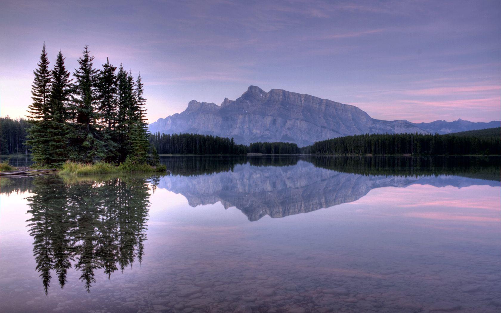 115505 télécharger le fond d'écran Nature, Eau, Lac, Réflexion, Miroir, Mangé, Ate, Montagnes - économiseurs d'écran et images gratuitement